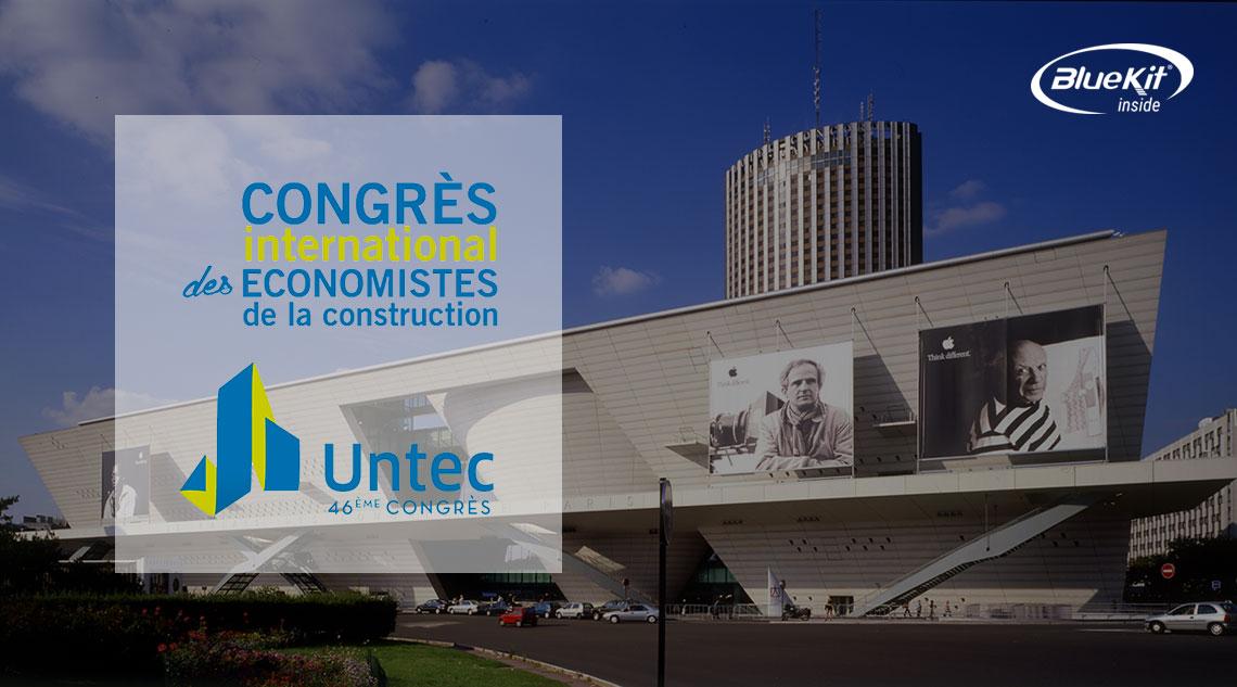 BlueKit présent au Congrès international des économistes de la construction 2018