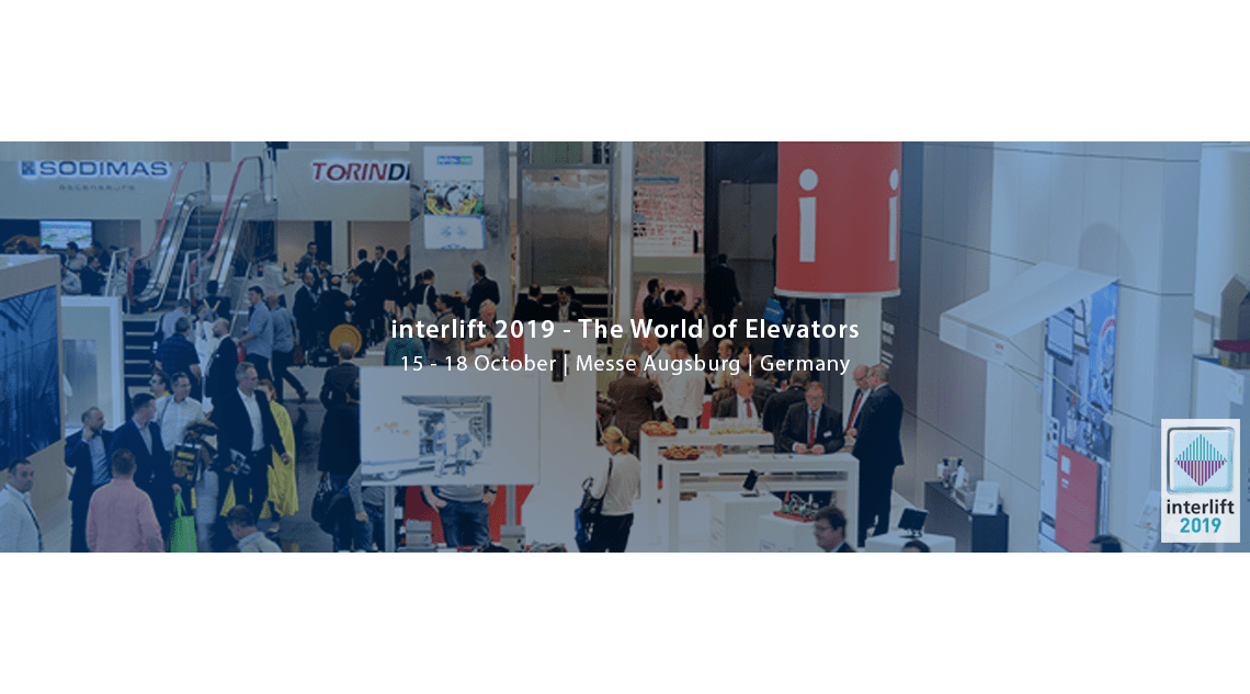 Salon interlift 2019 à Augsbourg en Allemagne