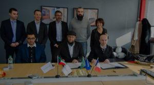 Contrat de 1 million entre SODIMAS SLYCMA et l'ARABIE SAOUDITE